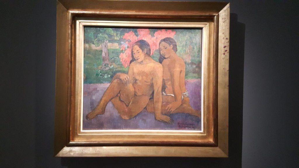 Empreintes de Gauguin