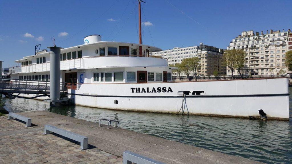 Péniche Thalassa