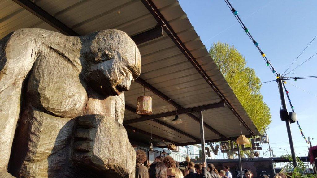 La Javelle - Guinguette effervescente