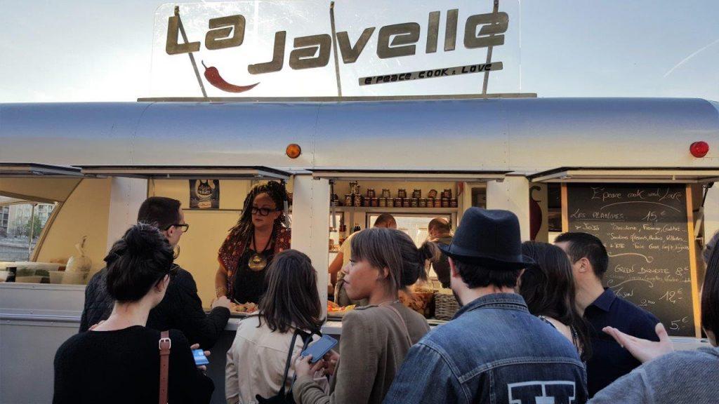 Foodtruck La Javelle