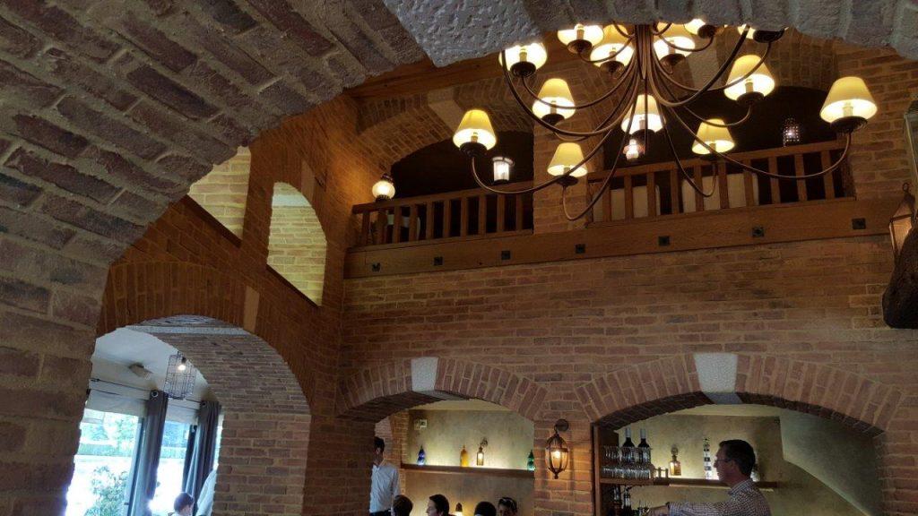 Intérieur du restaurant Pasco