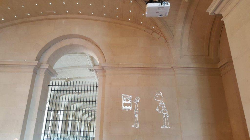 Zep au Palais des Beaux arts de Lille