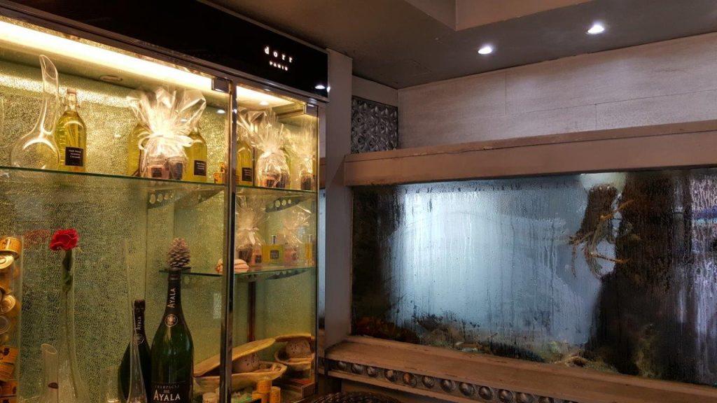 Intérieur du Le Bar à Huîtres