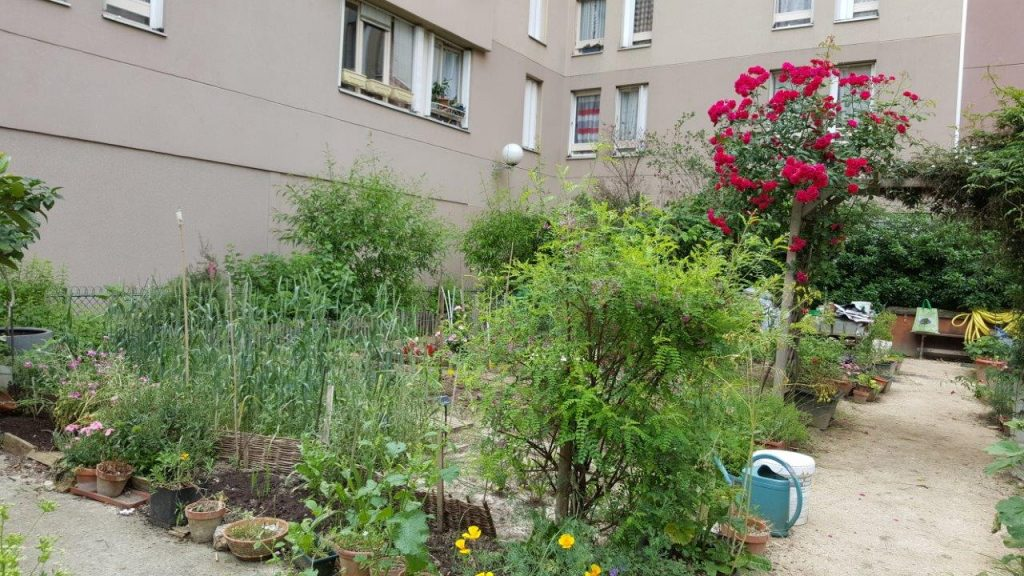 City Rando Jardins partgés
