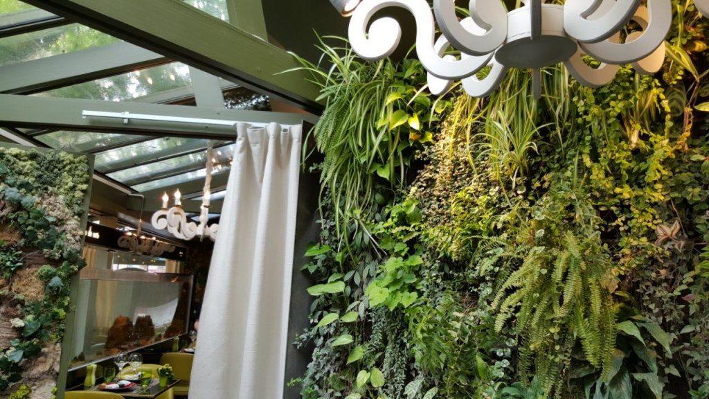 Intérieur du Auberge du Moulin Vert