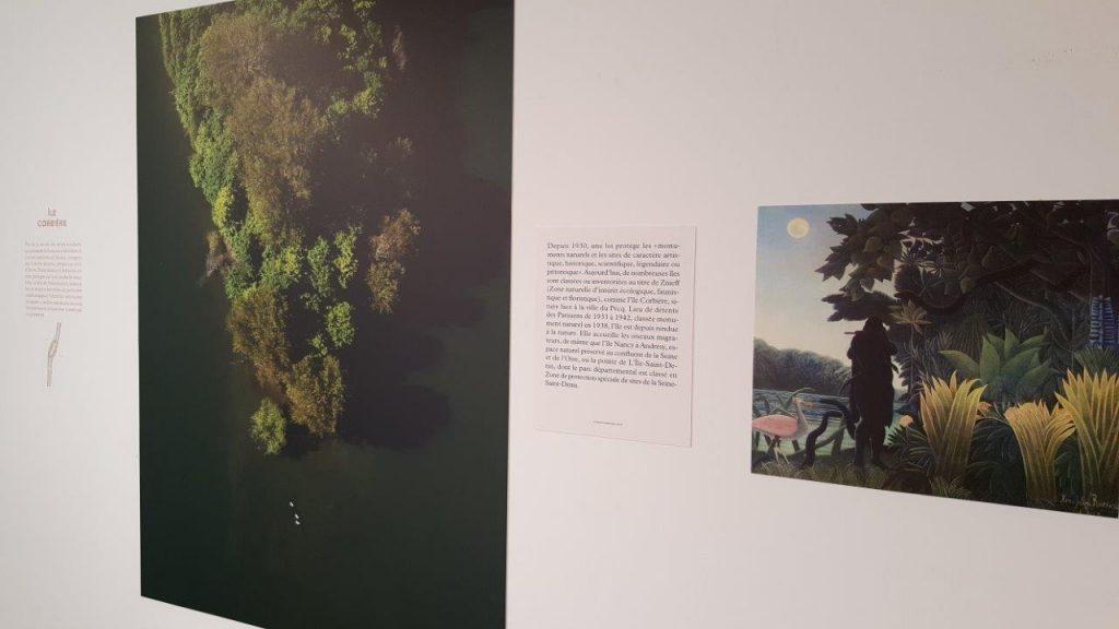 Exposition « Les îles de la Seine »