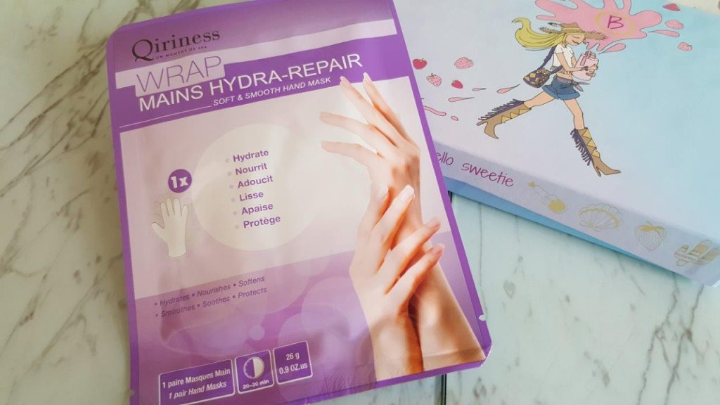 Wrap Mains Hydra-Repair de Qiriness