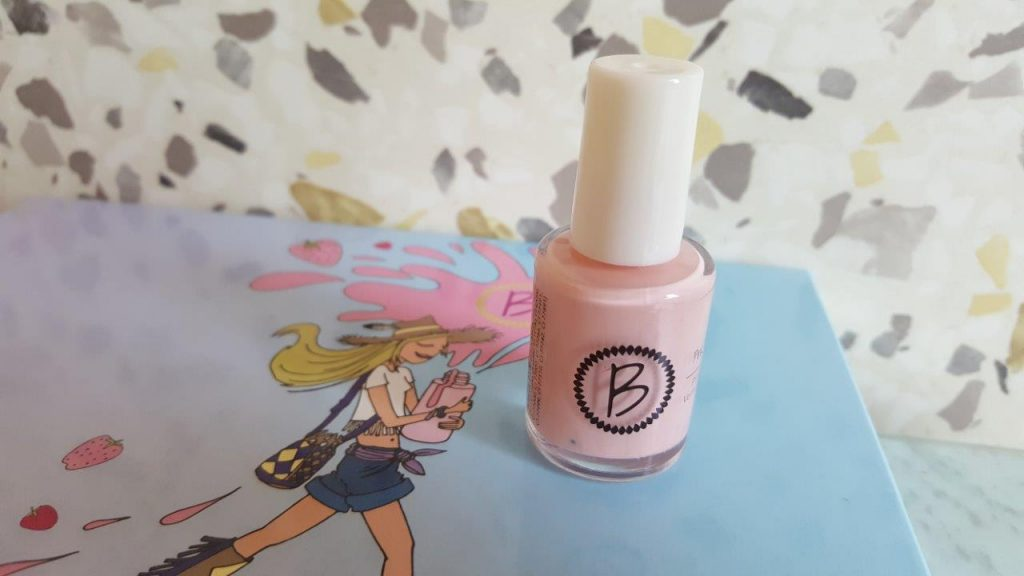 "vernis rose ""Pink Marshmallow"" by Beautiful"