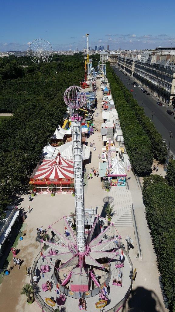 F te foraine au jardin des tuileries carnets de week ends - Jardin des tuileries fete foraine ...