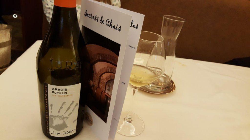 """Vin du Jura, Domaine de la Renardière, Arbois Pupillin """"Les Vianderies"""" 2013 AOC"""