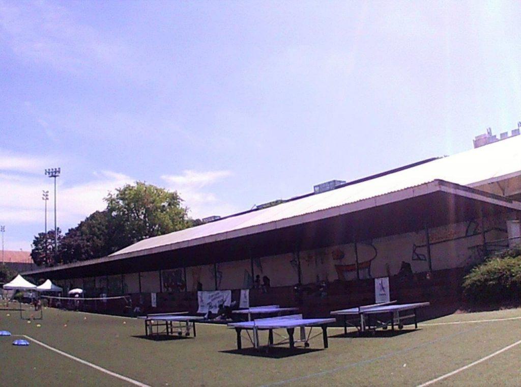 Centre sportif Elisabeth