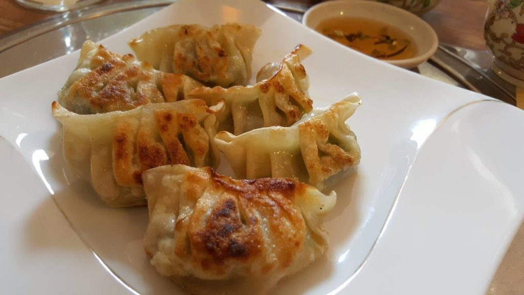 Gyoja aux crevettes