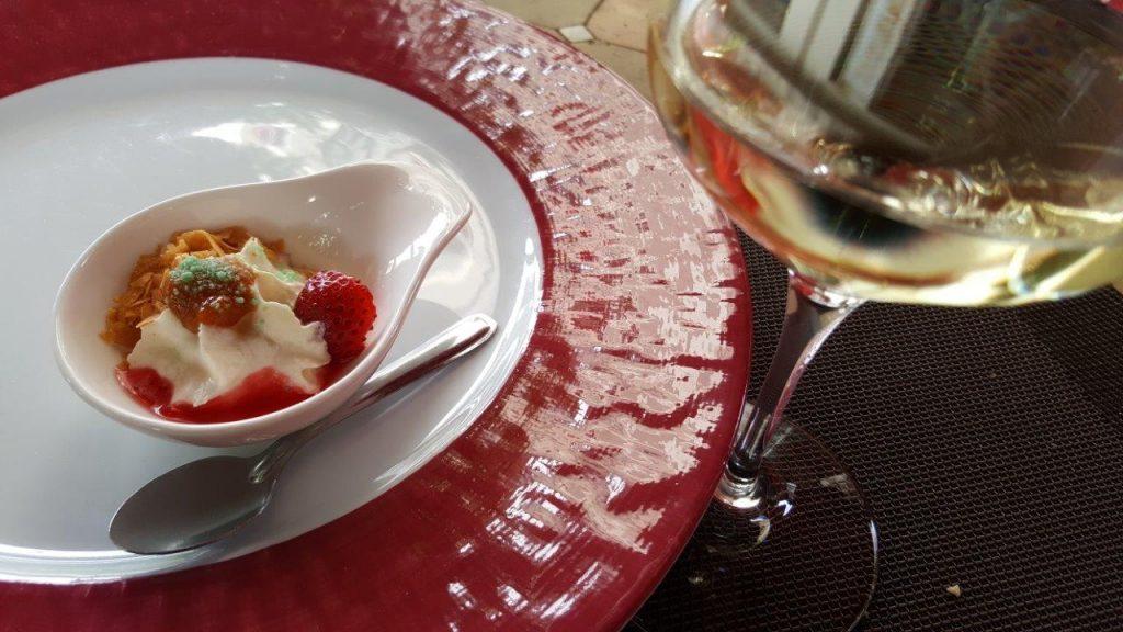 Avant dessert