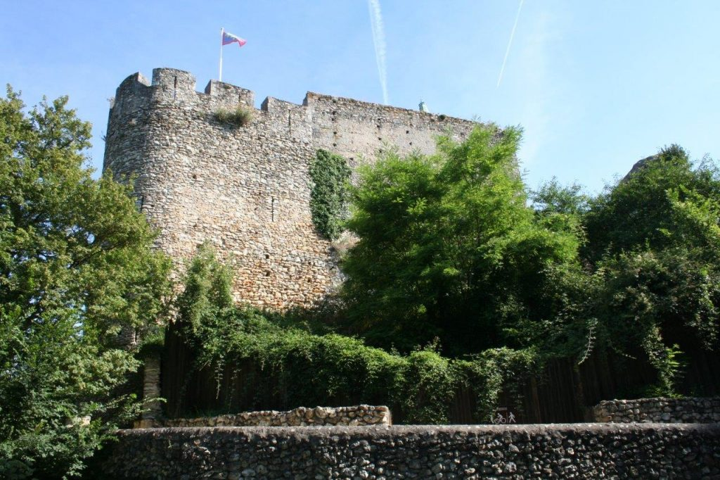 forteresse de Montbazon