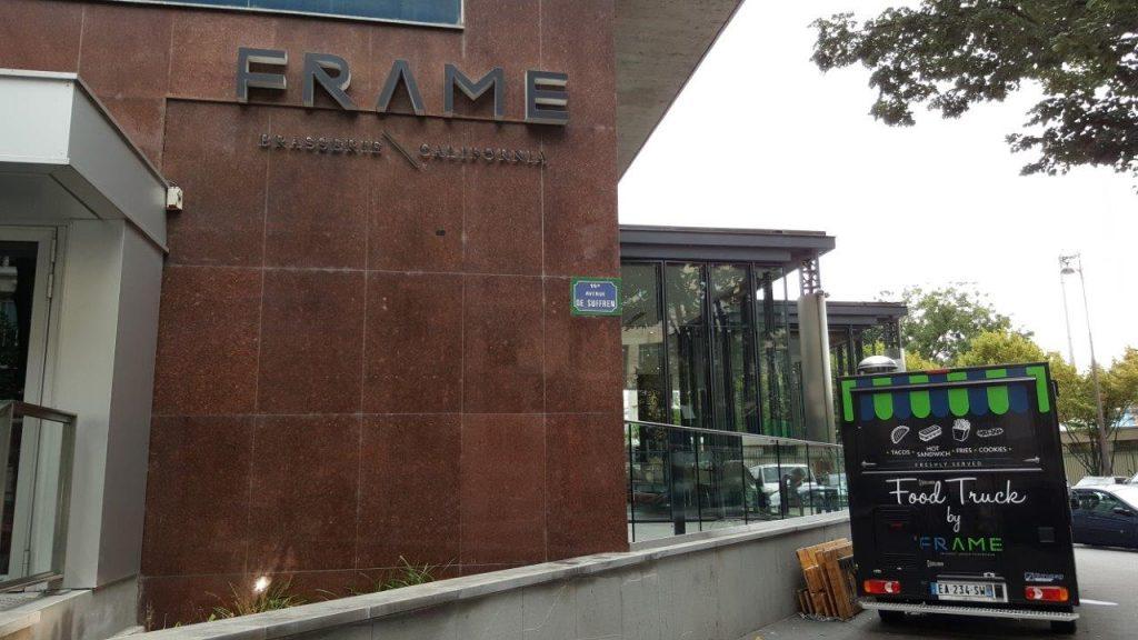 FRAME Brasserie