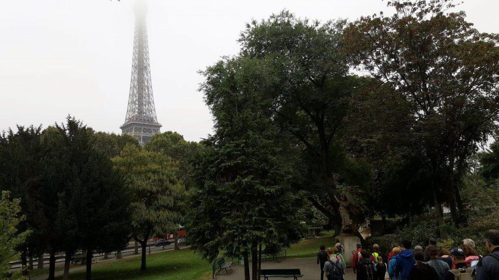 colline de Chaillot
