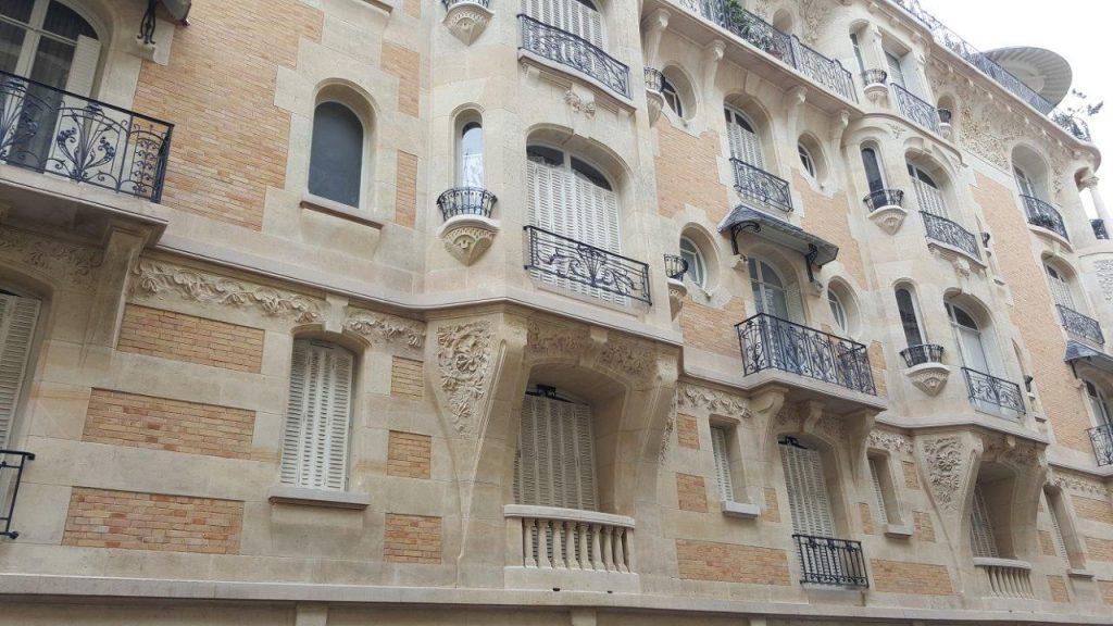 Beaux immeubles