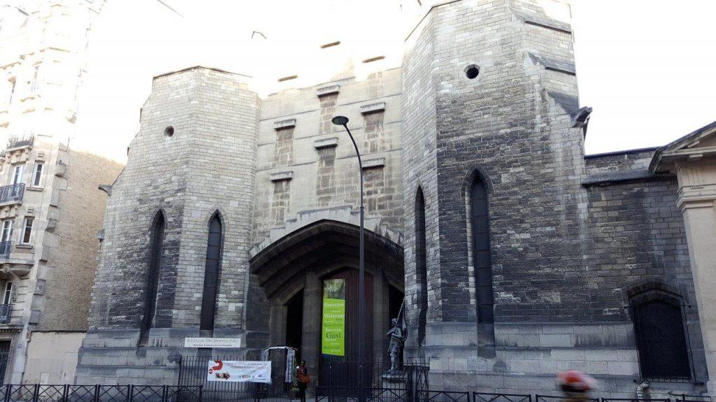 chapelle Saint Denys