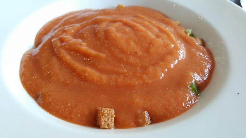 Soupe du moment : gaspacho