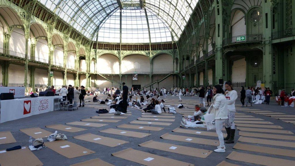 Intérieur du Grand Palais