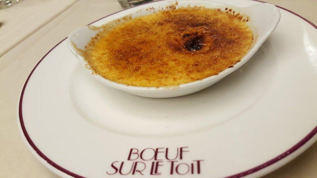 Crème brûlée infusée à la vanille Bourbon