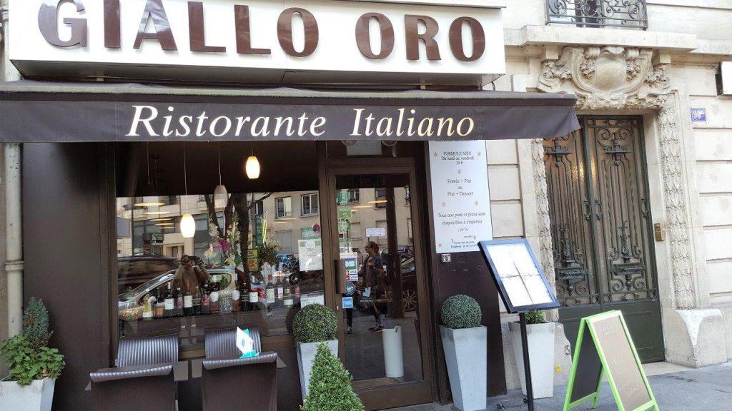 restaurant Giallo Oro