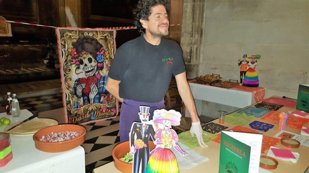 Dégustations de spécialités mexicaines