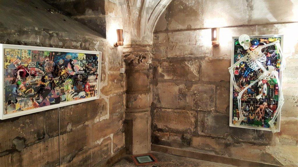 exposition collective : Alvaro Cuevas du Festival Ofrenda de Guadalajara, Indra Pacheco et Barbara Peón (artistes mexicaines résidentes en France)