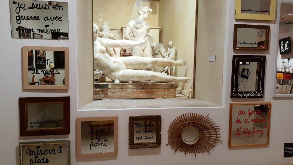 Ben au Musée Maillol