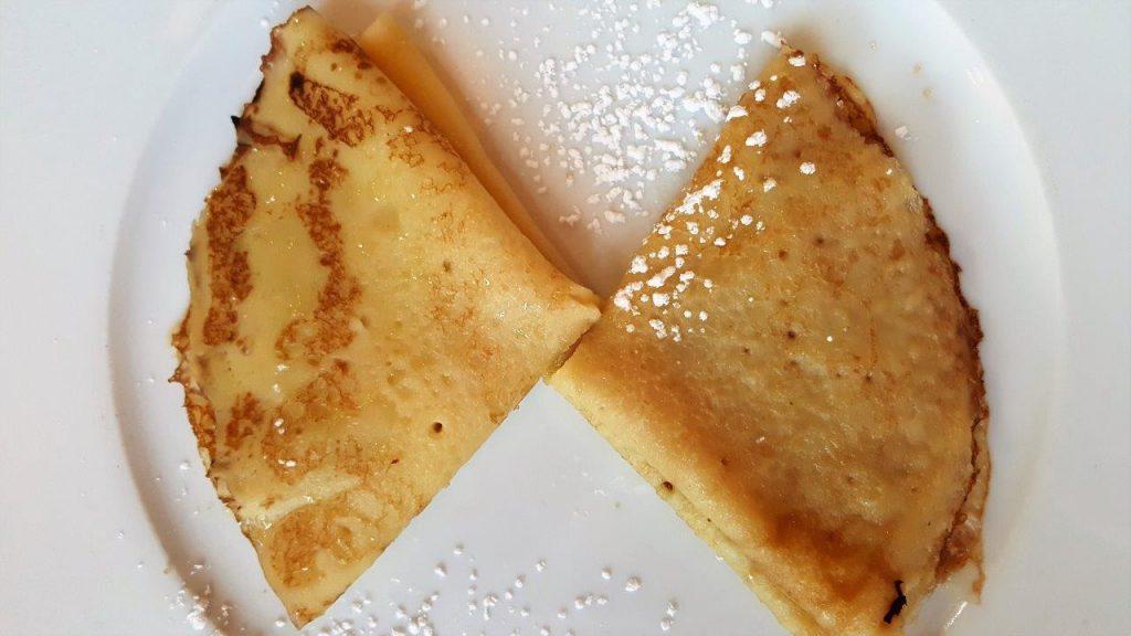 Crêpe au sucre (menu enfant)