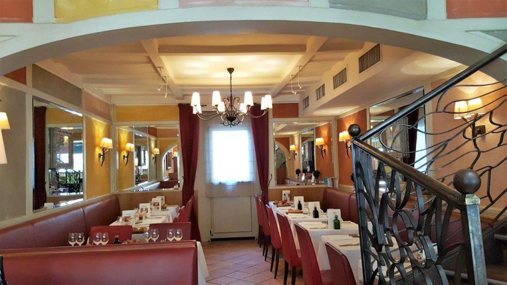 Intérieur du Restaurant Bastide Odéon
