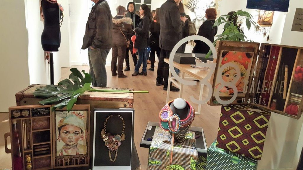 Exposition Maud Villaret et Stéphanie Ledoux