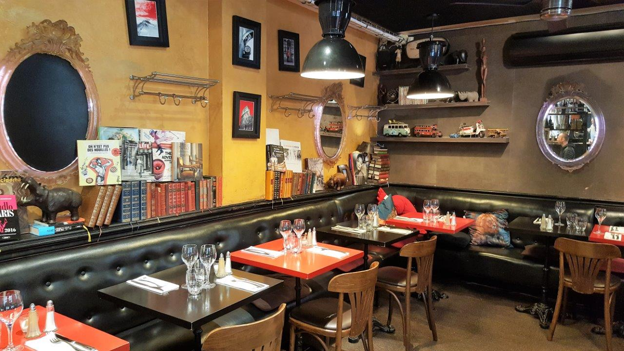 Ambiance bistrot gallery of rideau cuisine style bistrot id es de d coration capreol us with - Cuisine ambiance bistrot ...