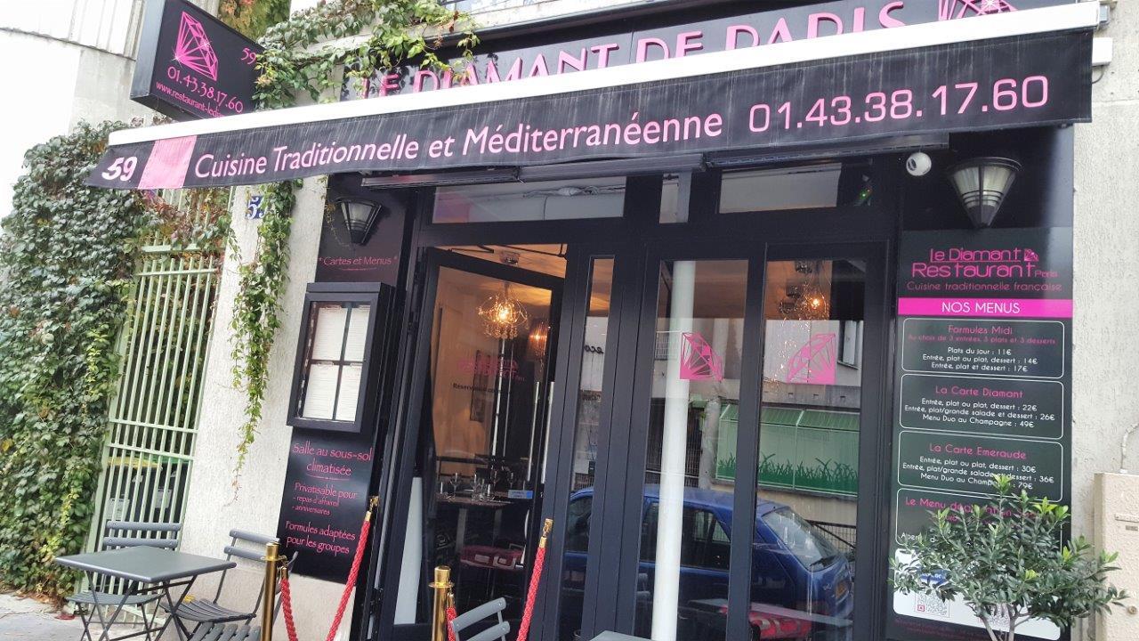 Restaurant Le Provencal Paris  En