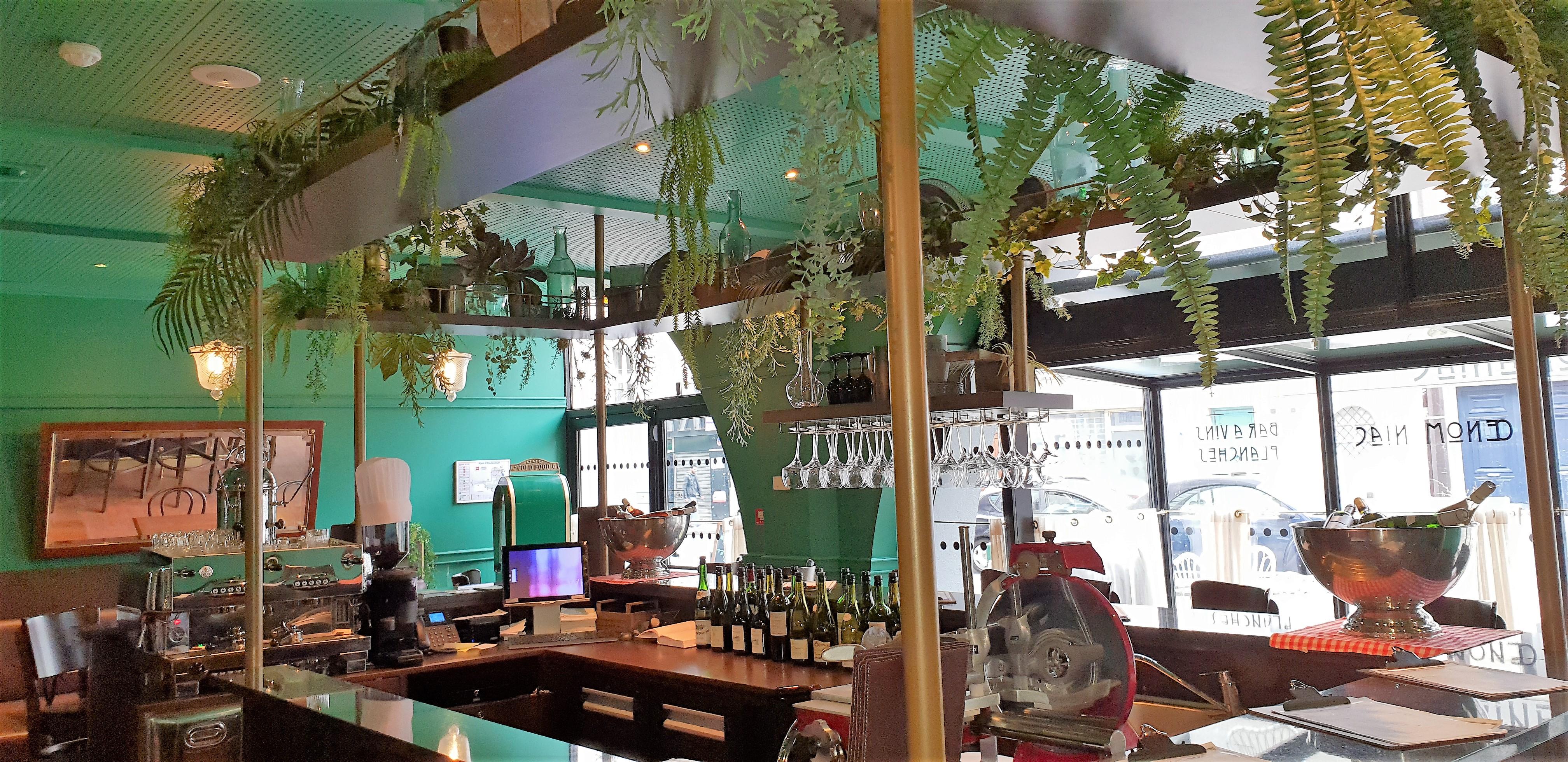 Maison De La Norvege Paris Restaurant
