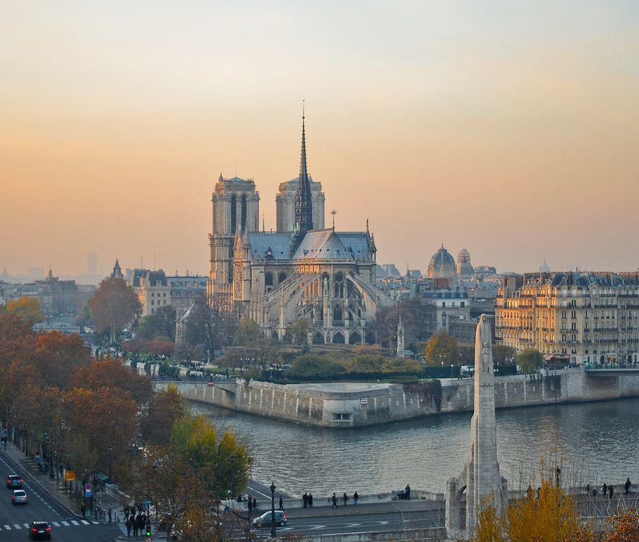 13 Spots Gratuits Qui Offrent Les Plus Belles Vues De Paris