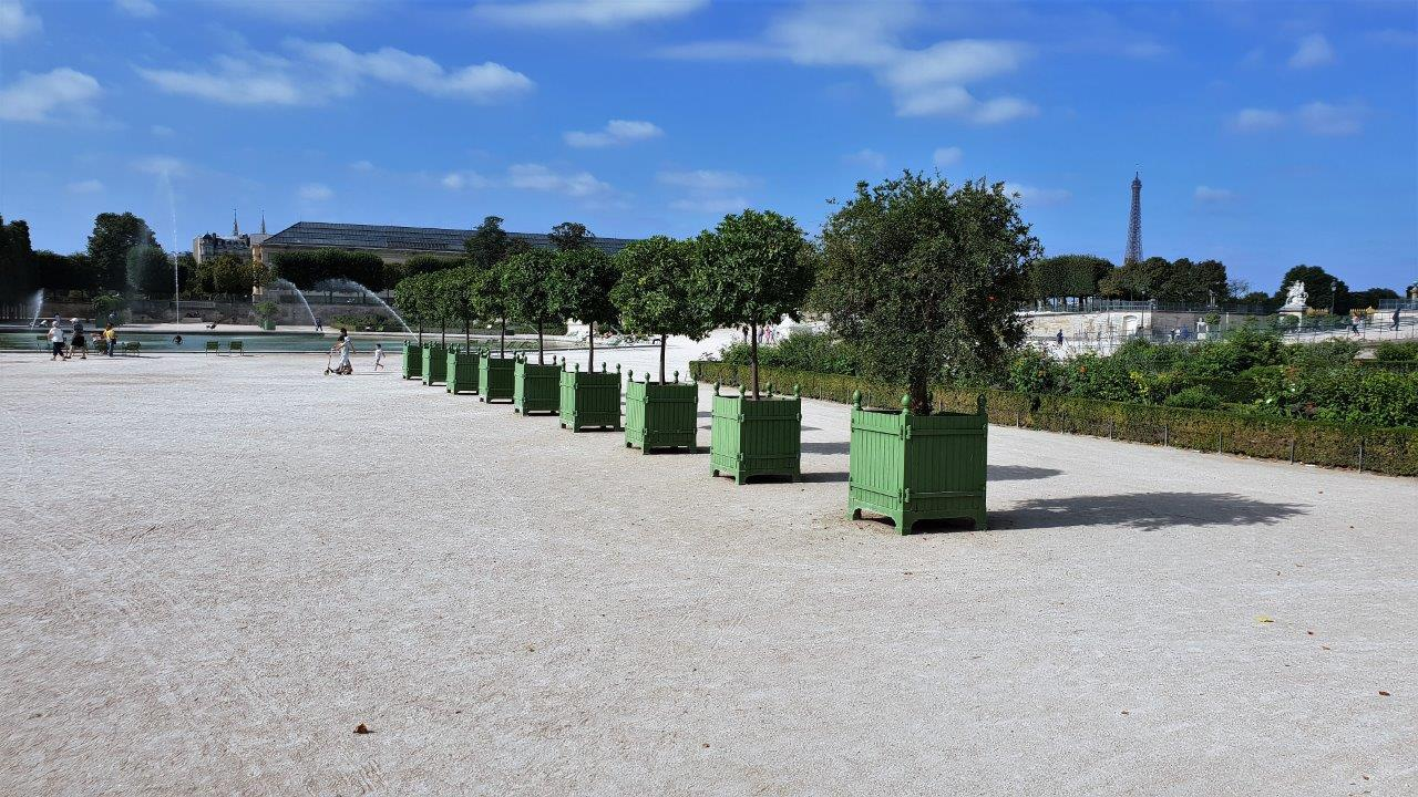 Mystères aux Tuileries, un adventure game au Jardin des Tuileries ...
