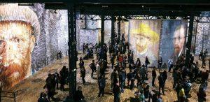 Van Gogh, La Nuit Étoilée : Une Exposition Immersive