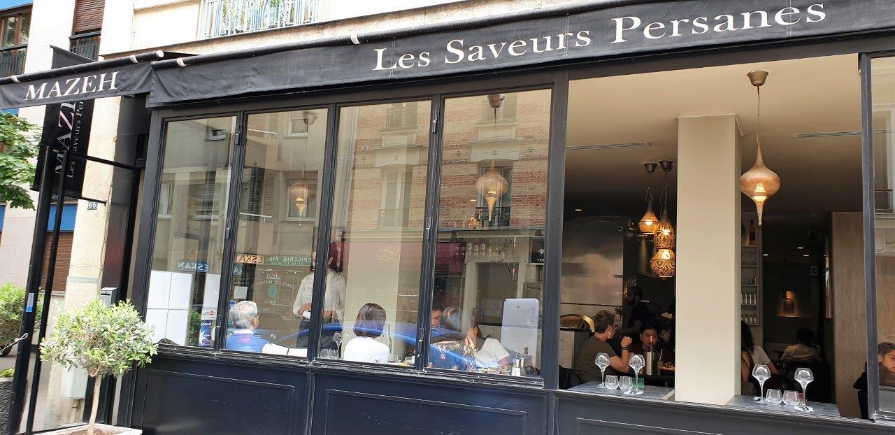Mazeh (Paris XV) - Carnets de Week-Ends