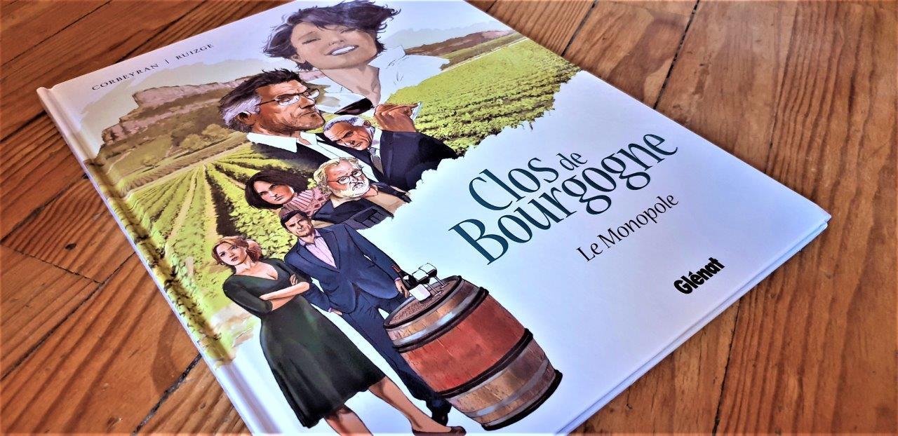 Clos de Bourgogne de Corbeyran